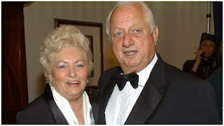 Picture of Laura Lasorda mom and dad
