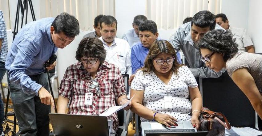 PRONIED: Jefaturas y Monitores participan de primer Taller Nacional de Unidades Zonales del Pronied - www.pronied.gob.pe