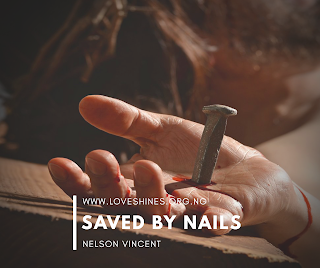 Saved by Nails by Nelson Vincent