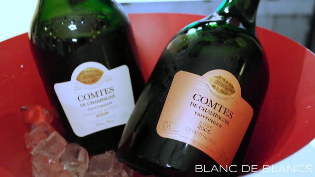 Comtes de Champagne - www.blancdeblancs.fi