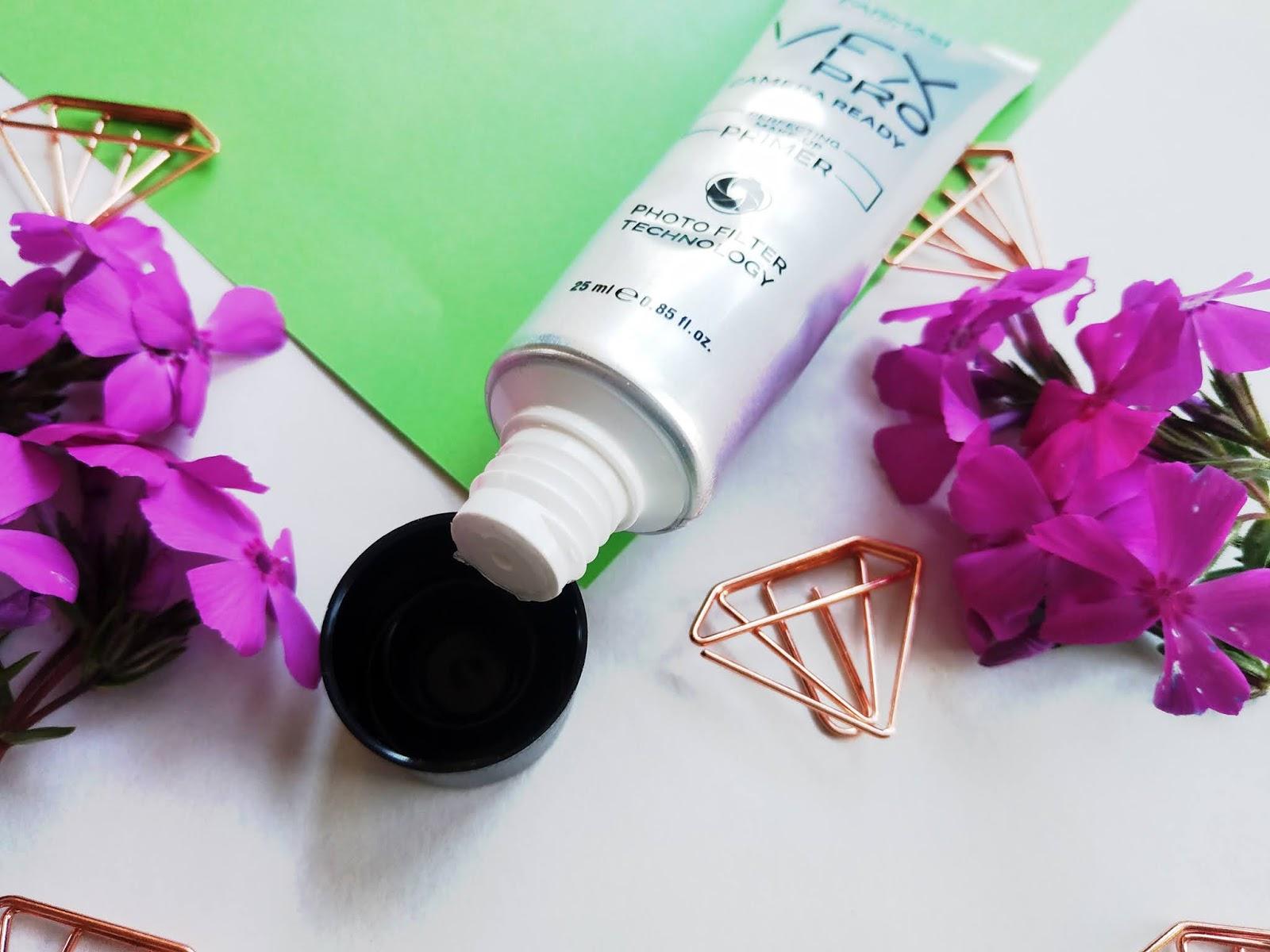 kosmetyki od farmasi skład bazy pod makijaż vfx pro camera ready