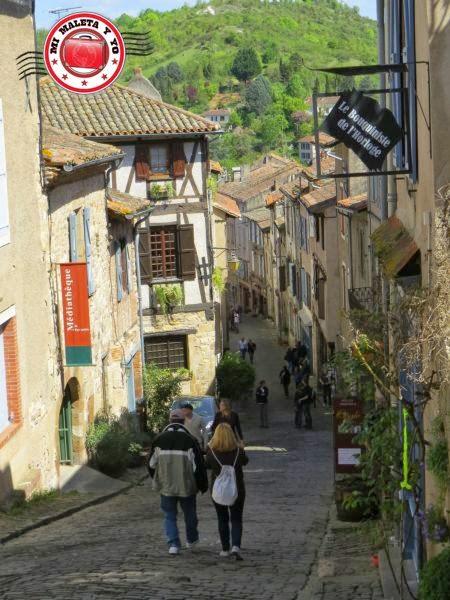 Cordes sur Ciel, Francia