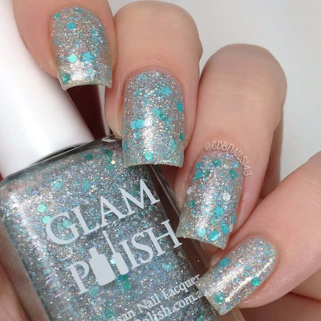 Glam Polish-Wheeeeee!