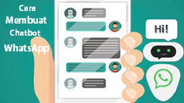 Cara Membuat Chatbot WhatsApp