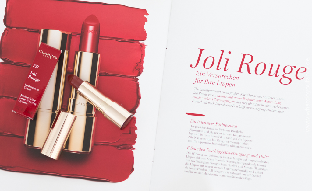 Clarins Joli Rouge Lippenstift Spicy Cinnamon