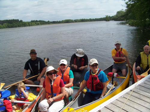 Coleman Craft Canoe Reunion