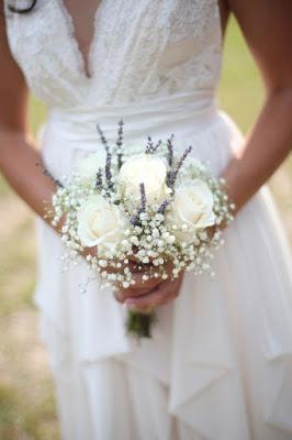 Ramos de novia sencillos