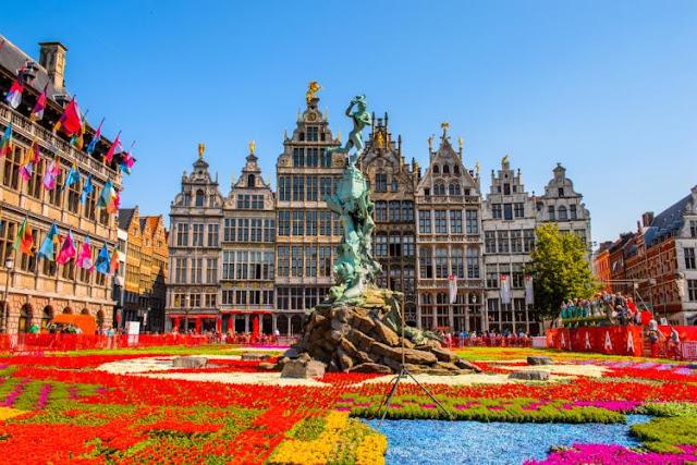 بلجيكا سياحة