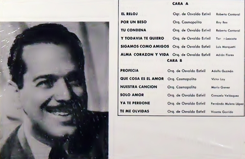 Alma Corazon Y Vida | Fernando Albuerne Lyrics