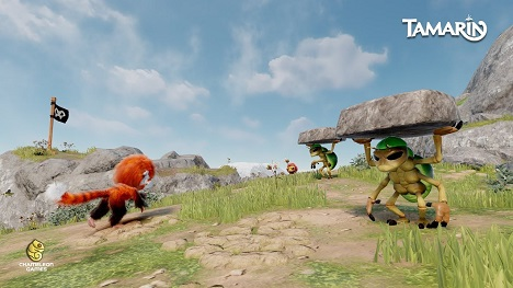 Tamarin Adventure Trailer