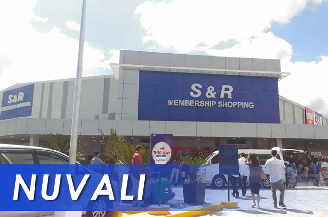 S&R Membership Shopping Opens in Nuvali!