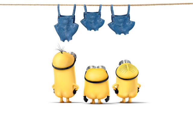 Minions Widescreen HD Wallpapers