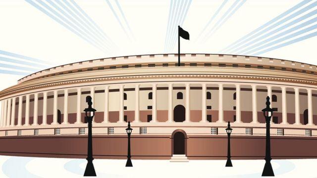 लोकसभा - भारतीय संसद ( The Parliament )