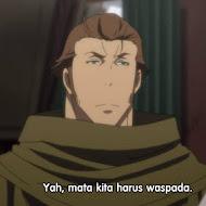 Garo: Vanishing Line Episode 12 Subtitle Indonesia