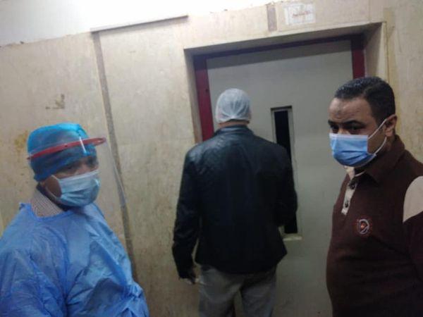 الصحة تشن حملة مكبرة على مستشفيات الغربية لمتابعه سير العمل / الأهرام نيوز