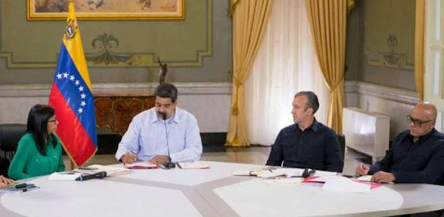 Suiza sanciona a vicepresidenta de Venezuela y otros funcionarios chavistas