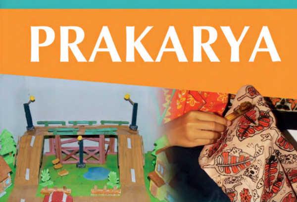 Buku Prakarya Kelas 7 Kurikulum 2013 Revisi 2016