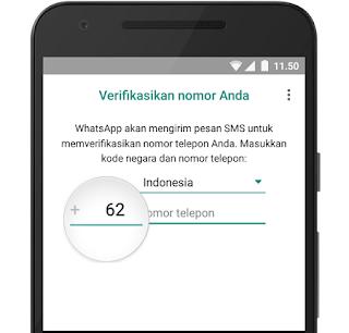 Simak!! Cara Mengatasi Whatsapp SMS Verifikasi Failed