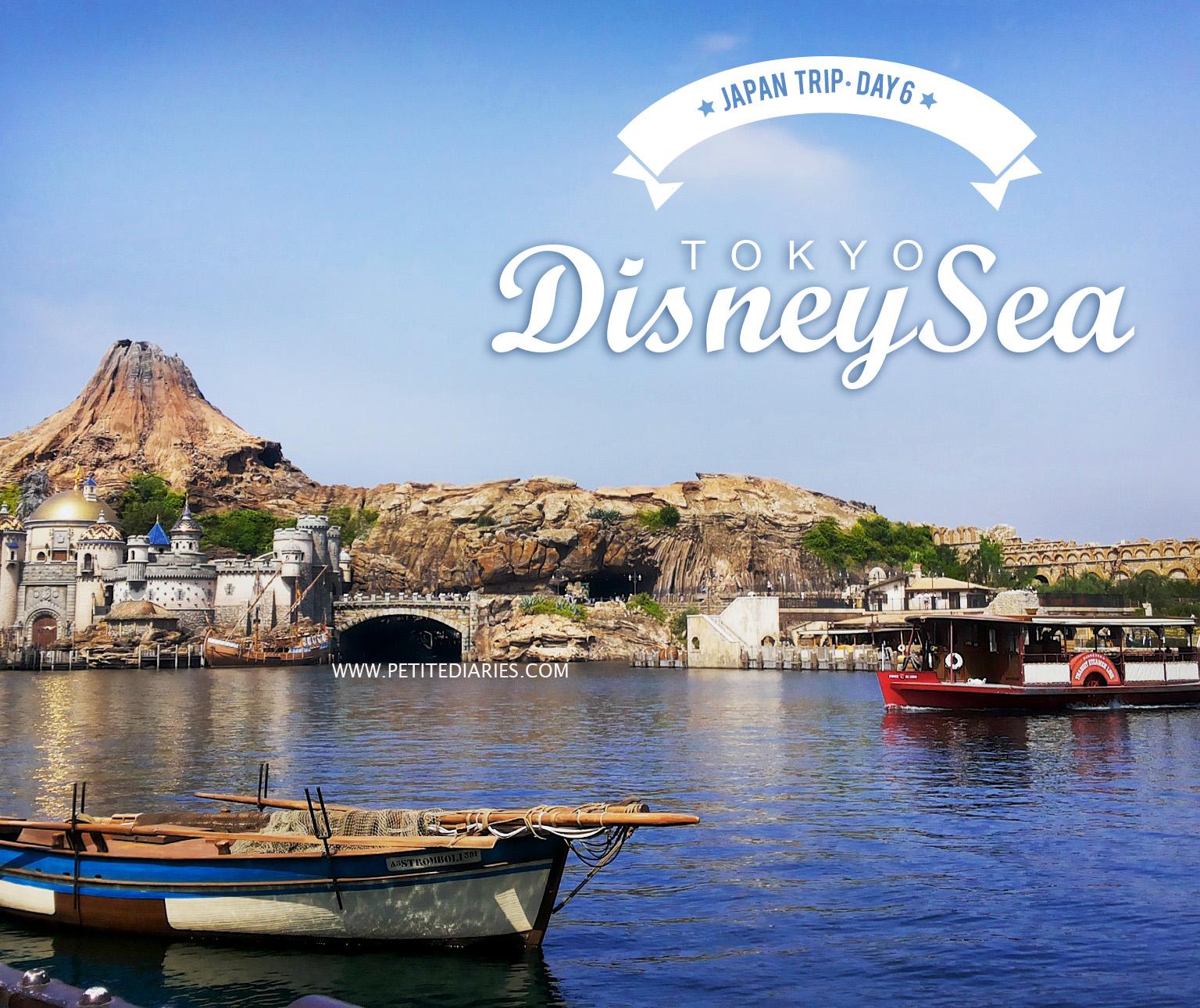 disneysea tokyo travel experience