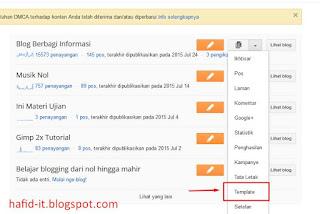 menampilkan widget hanya pada postingan  Cara Menampilkan Widget Hanya di Postingan / HomePage / Archive, Blogspot