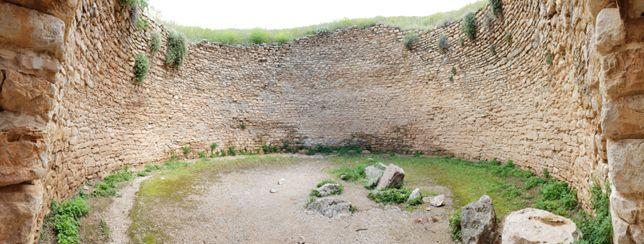 Tholosgrab - Löwengrab