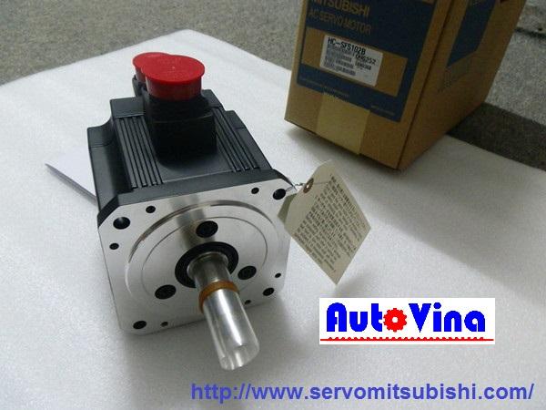 Tổng đại lý bán động cơ servo 1kw Mitsusbishi HC-SFS102 và HC-SFS102B
