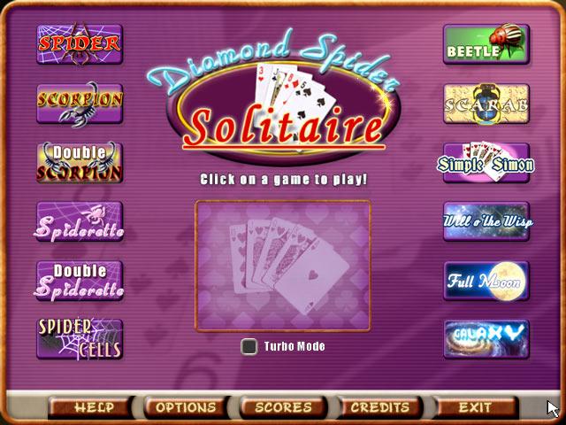 تحميل لعبة spider solitaire