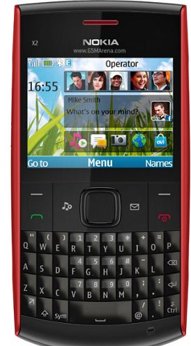 Nokia X2-01 RM-709 flashing and file download