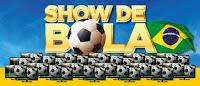 Promoção Show de Bola Lojas Inovar