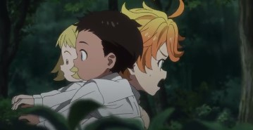 Yakusoku no Neverland – Episódio 03