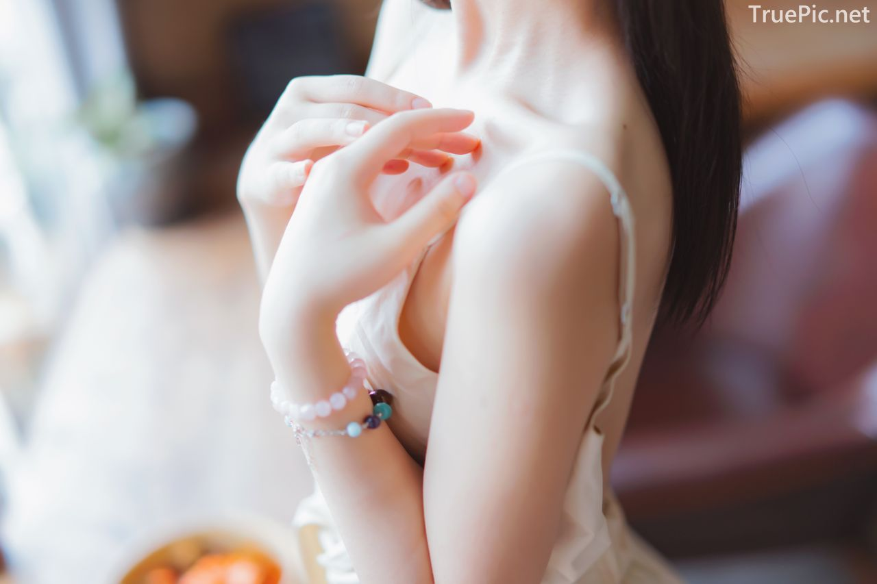 [MTCos] 喵糖映画 Vol.005 – Young Chinese model gentle hot under dressing sexy - Picture 17
