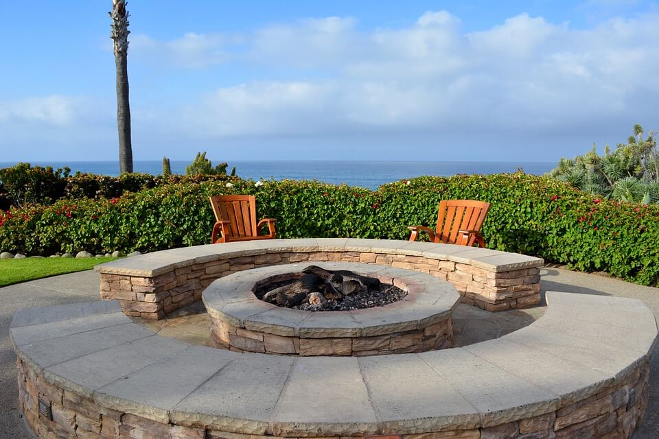 DIY Projects for Home : Fire pit Projects