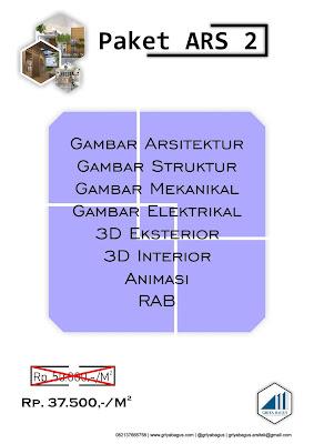 Jasa Arsitek Yogyakarta Griya Bagus