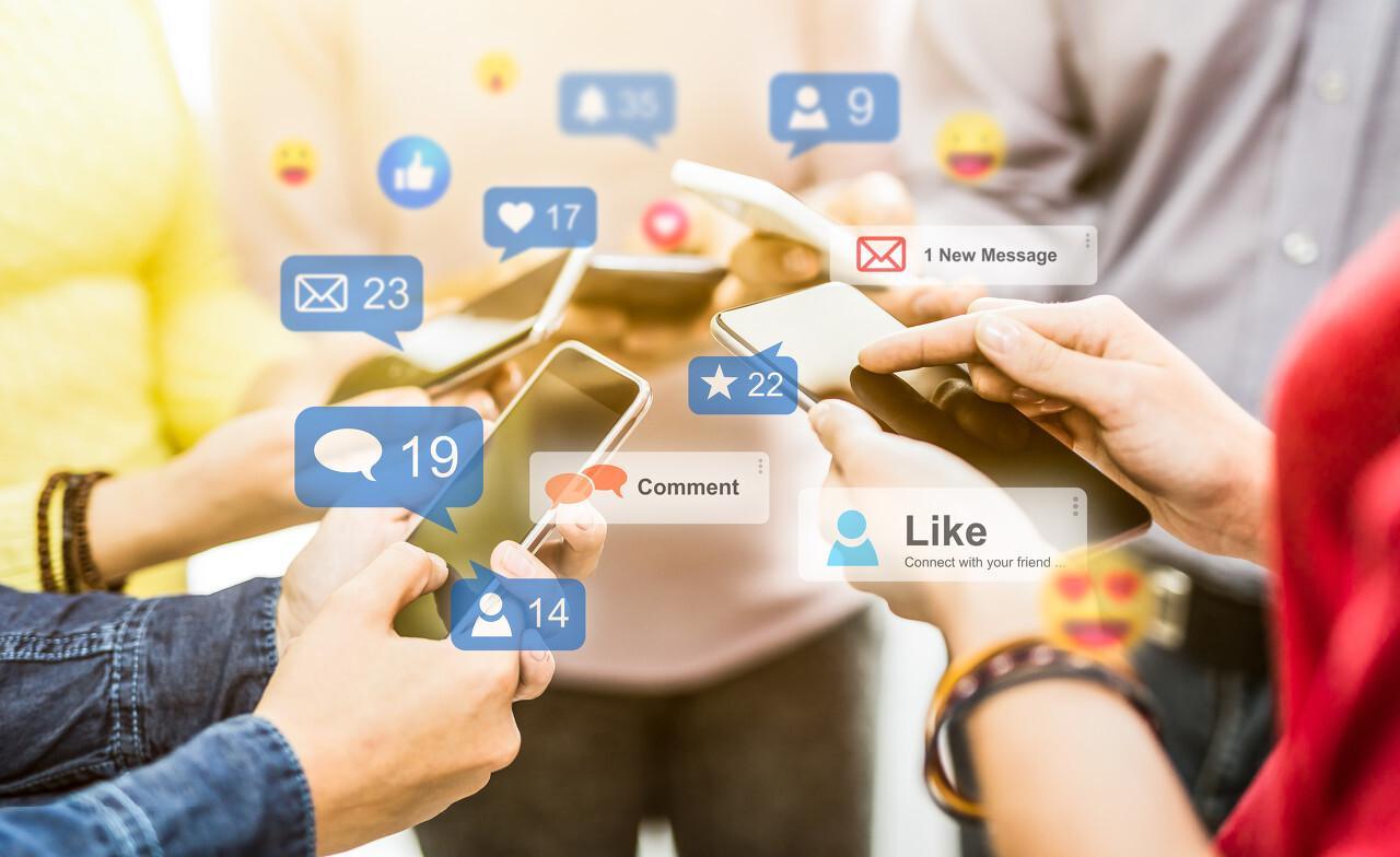 Drive Traffic from Social Media Marketing