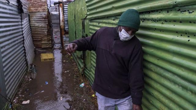 Países africanos devem preparar-se para aceleração da pandemia, diz instituto