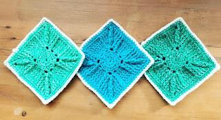 Riverstone Asanas Blanket -- free crochet pattern