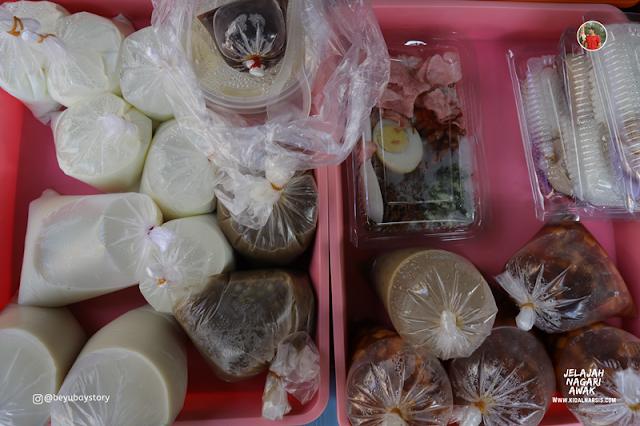 Pasar Tanah Kongsi Padang