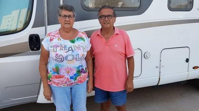 نواذيبو : أسرة فرنسية عالقة منذ أشهر في نواذيبو تبحث عن فرصة للعودة إلى بلدهم ..تفاصيل و صورة