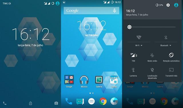 CyanogenMod screenshots