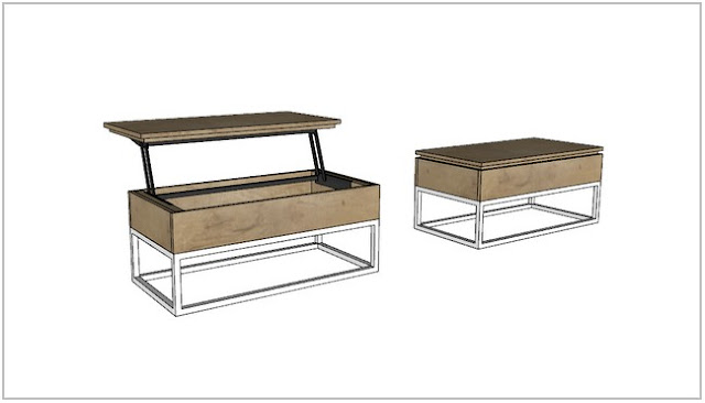 Coffee Tables That Lift Up