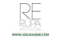 Loker Jogja di RERUPA Architecture sebagai Drafter Arsitektur Cum Quantity Surveyor