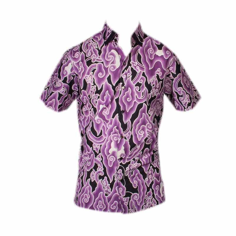 Kemeja Batik Mega Mendung Wanita: Yuke Aprilia Collection