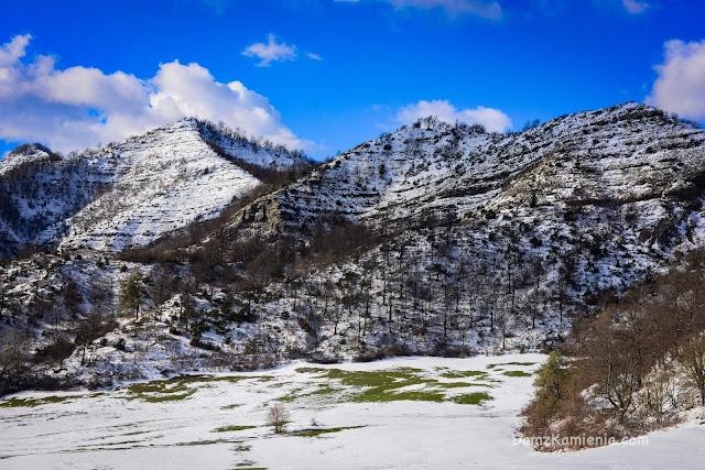 Crespino trekking Dom z Kamienia