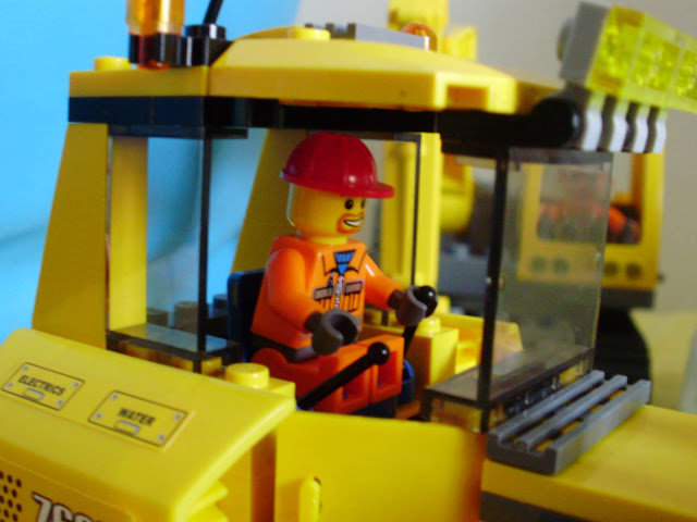 MOC LEGO Momentos com Minifiguras