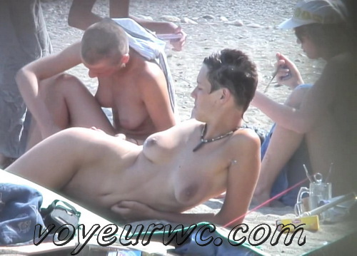 BeachHunters 20857-21011 (Beach spy cam is working and spying so many nude bodies of people)