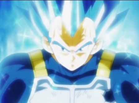 Dragon Ball Super Dub Reveals Vegeta's Beyond Blue Transformation