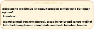 Bagaimana sebaiknya sikapmu terhadap teman yang berlainan agama www.simplenews.me