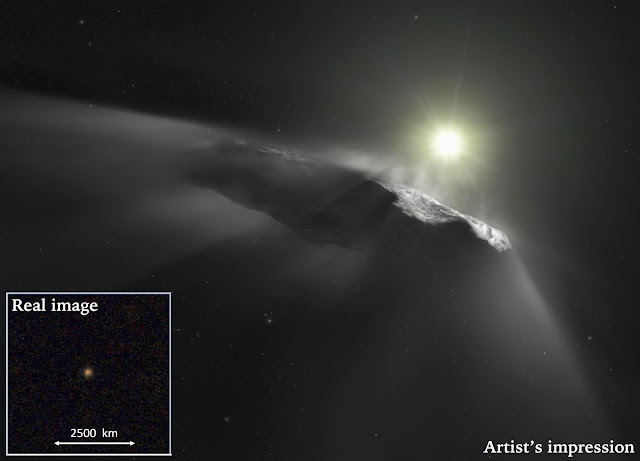 Comet and asteroid experts agree on natural origin for Oumuamua