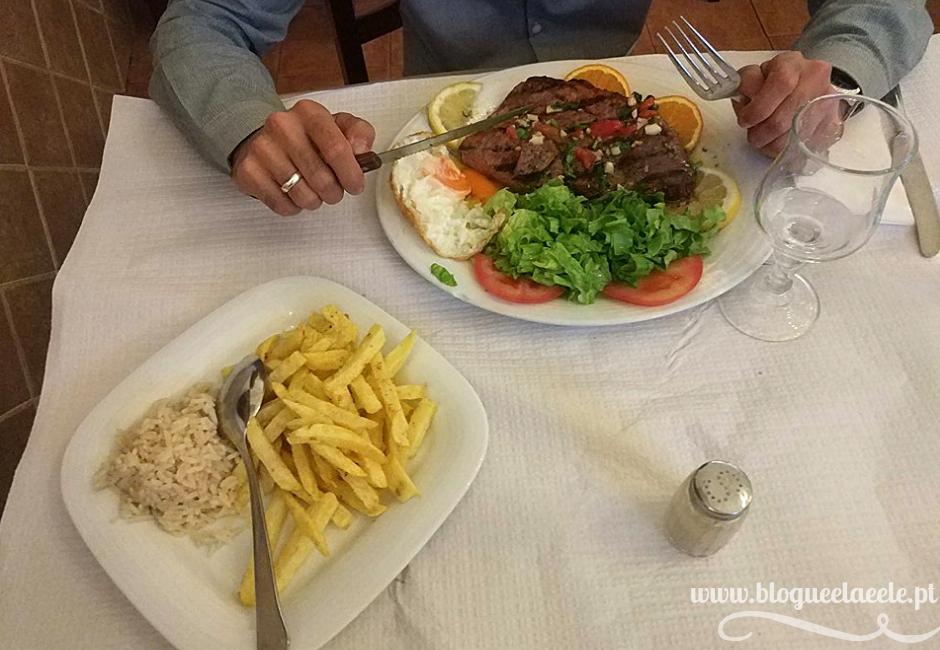 Quinta do Ti Alberto + restaurante + blogue português de casal + ela e ele+ ele e ela + pedro e telma