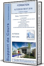 formation revit 2016 perfectionnement pdf